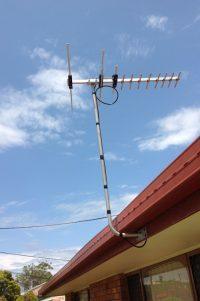 Residential TV Antenna Installation