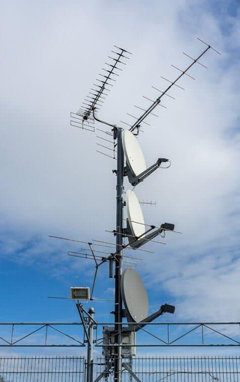 Digital TV Antenna Installation